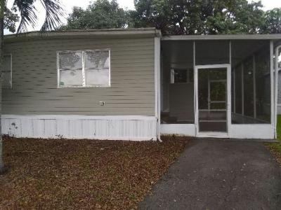 Mobile Home at 4800 South Pine Island Road, Lot 66 Davie, FL