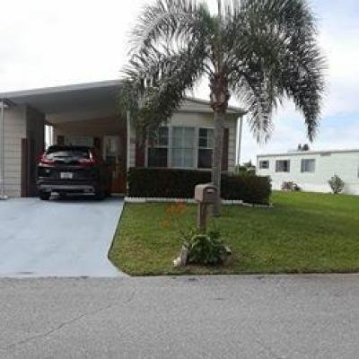 Mobile Home at 72 East Caribbean Port Saint Lucie, FL 34952