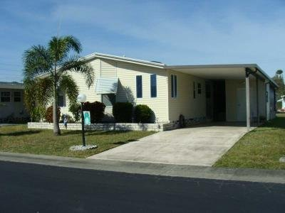Mobile Home at 451 Rainbow Drive North Fort Myers, FL 33903