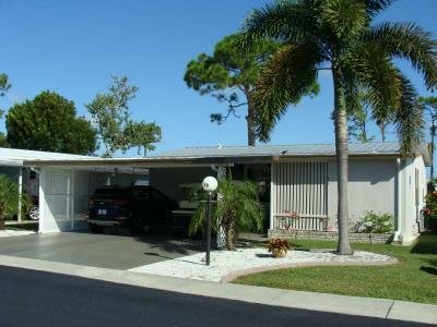 Mobile Home at 36 Sunset Circle North Fort Myers, FL 33903