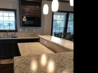 Kitchen Bar / Counter Space