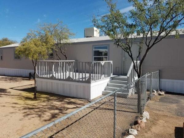 Mobile Home at 17111 Country Club rd lot 47, Sahuarita, AZ
