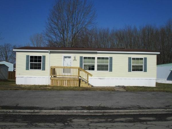 Mobile Home at 2518 Chancery Lane, Liverpool, NY
