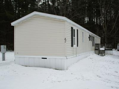 Mobile Home at 42 Pine Haven Circle Blossvale, NY