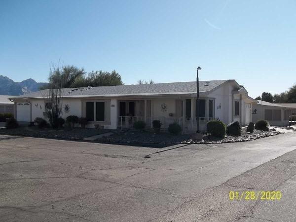 Mobile Home at 15301 N. Oracle Road #124, Tucson, AZ