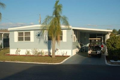 Mobile Home at 62 Moonwind Drive North Fort Myers, FL 33903