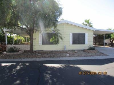 Mobile Home at 8103 E. Southern  #278 Mesa, AZ 85209