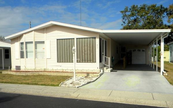 Mobile Home at 511 Barbara Way, Tarpon Springs, FL