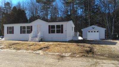 Mobile Home at 19 Alma drive  Lisbon, ME