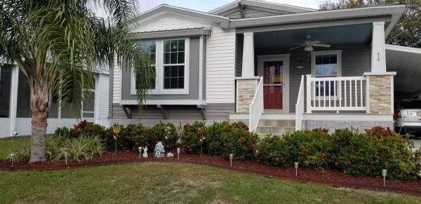 Mobile Home at 418 Buffalo Street, West Melbourne, FL