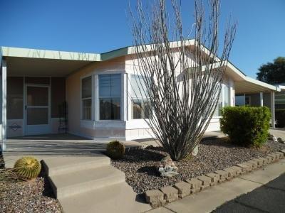 Mobile Home at 2400 E BASELINE AVENUE, #112 Apache Junction, AZ