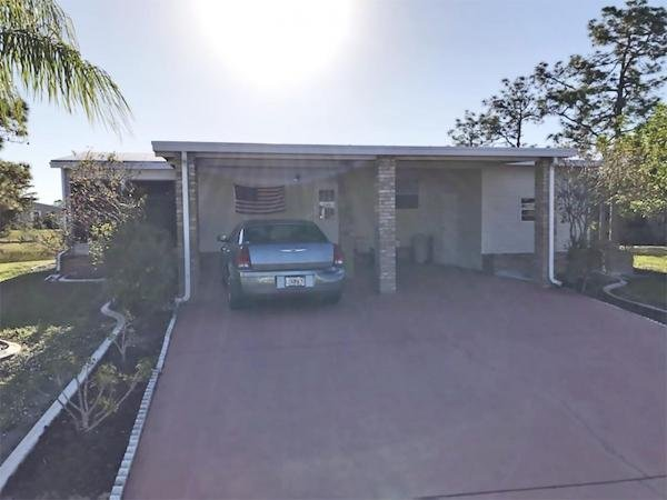 Mobile Home at 2872 STEAMBOAT LOOP  #288, North Fort Myers, FL