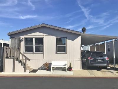 Mobile Home at 12827 Estrella Vista St. Poway, CA 92064