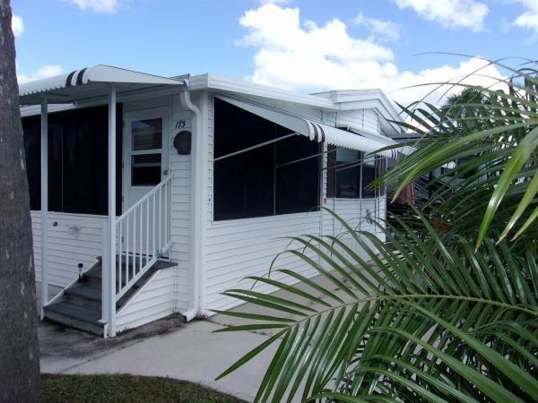 Mobile Home at 173 Tercero, Fort Myers, FL