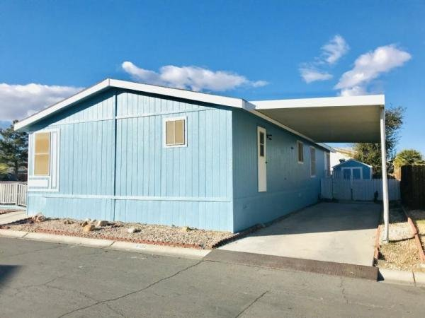 Mobile Home at 3001 Cabana Drive #122, Las Vegas, NV