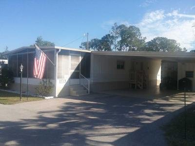 Mobile Home at 1216 Orchid Court Naples, FL 34110