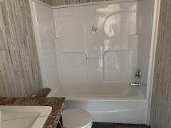Master bath (separate shower not shown