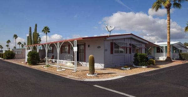 Mobile Home at 2605 S. Tomahawk Rd, Apache Junction, AZ