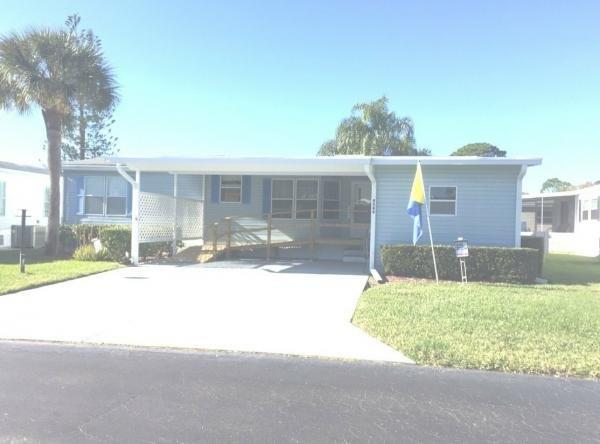 Mobile Home at 4544 Wood Stork Drive, Merritt Island, FL
