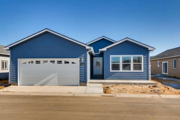 Mobile Home at 7885 Cat Tail Green Lot CG7885, Frederick, CO