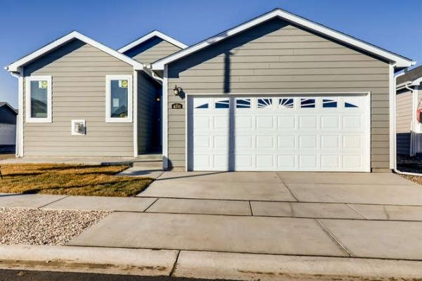 Mobile Home at 6331 Indian Paint Brush Lot IP6331, Frederick, CO