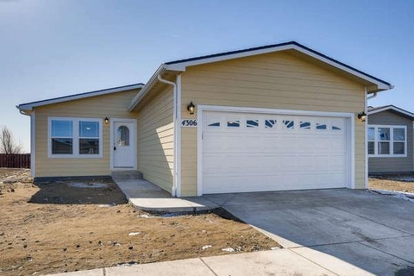 Mobile Home at 4306 Gray Fox Heights Lot GF4306, Colorado Springs, CO
