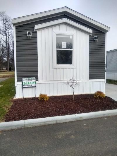 Mobile Home at 151 Charles Drive Akron, OH 44312