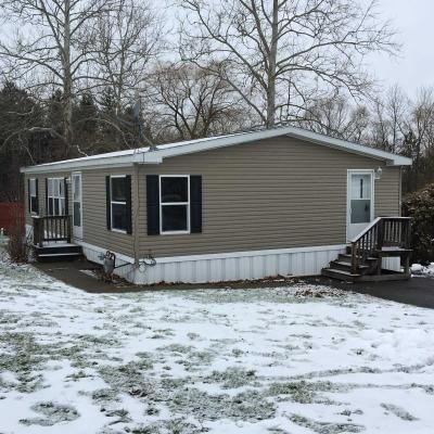 Mobile Home at 1315 King Road, Lot S10 Clifton Springs, NY