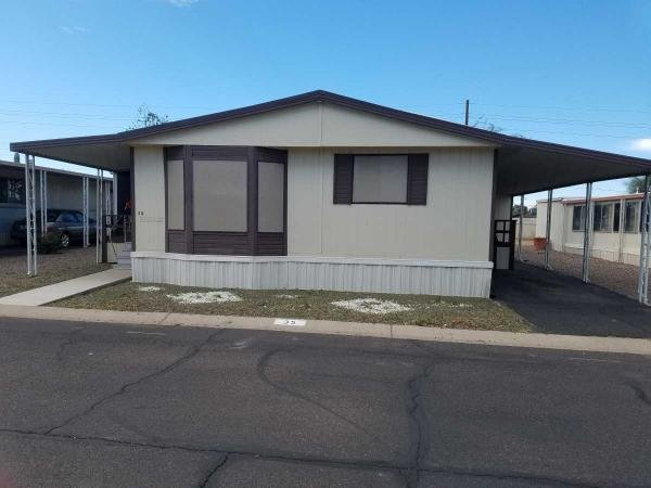 Mobile Home at 2609 W. Southern Ave., Tempe, AZ