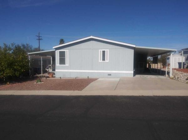 Mobile Home at 2305 W Ruthrauff Rd # L-2``````````````````````````````````````````, Tucson, AZ