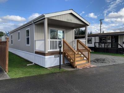 Mobile Home at 5515 112th Ave Ct E #4 Puyallup, WA