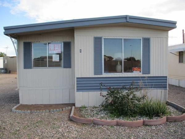 Mobile Home at 15606 South Gilbert Road, Chandler, AZ