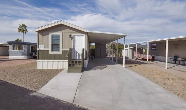 Mobile Home at 1150 N. Delaware Dr., Apache Junction, AZ