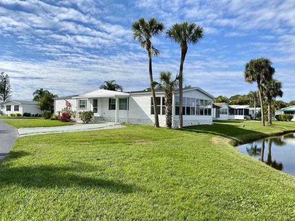 Mobile Home at 4560 Wood Stork Dri, Merritt Island, FL