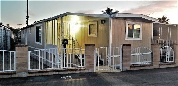 1968 BROADMORE Mobile Home For Sale