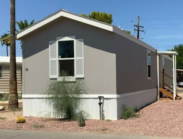 Mobile Home at 5505 N Shannon Rd Sp. 56, Tucson, AZ