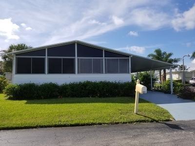 Mobile Home at 4044 69th Street N # 835 West Palm Beach, FL