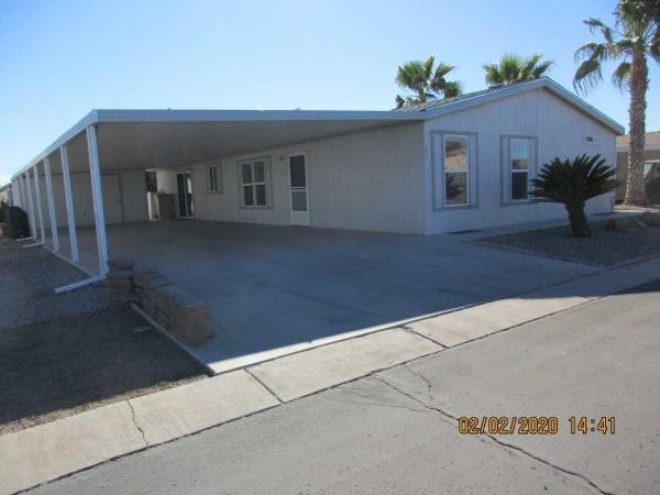 Mobile Home at 437 E Germann Rd #124, San Tan Valley, AZ