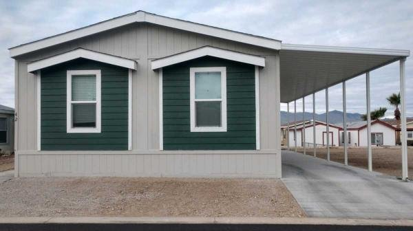 Mobile Home at 2066 E. El Rodeo Rd. Sp. 42, Fort Mohave, AZ