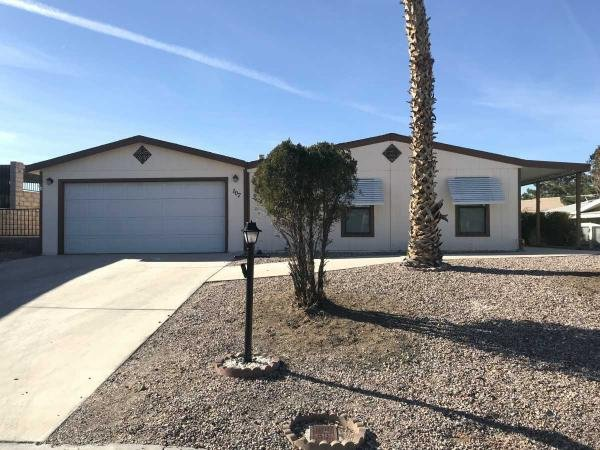 Mobile Home at 107 Valarie Way, Henderson, NV