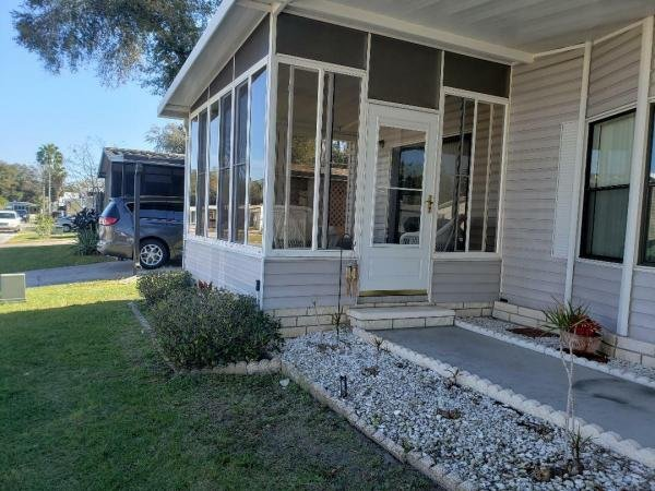 1989 Palm Harbor Doublewide Mobile Home