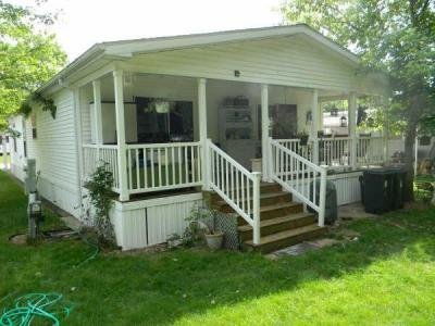 Mobile Home at 316  W. Michigan Ave Lot 148 Clinton, MI 49236
