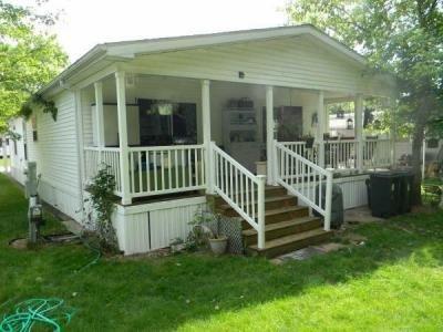 Mobile Home at 316  W. Michigan Ave lot 146 Clinton, MI 49236