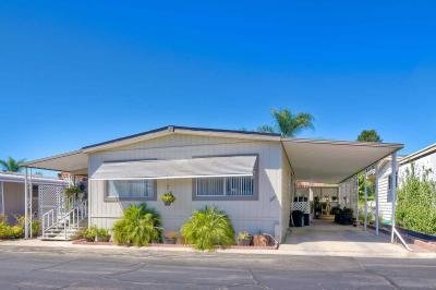 Mobile Home at 1212 H St. Spc. 127 Ramona, CA 92065