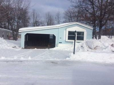 Mobile Home at 2722 S Hill Rd Lot 79 Gladstone, MI 49837
