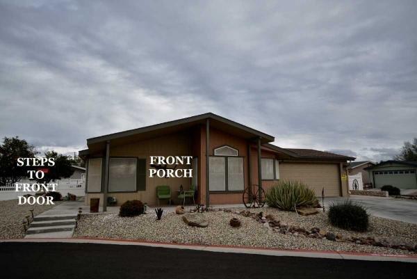 Mobile Home at 8840 E. SUNLAND AVE., LOT 93, Mesa, AZ