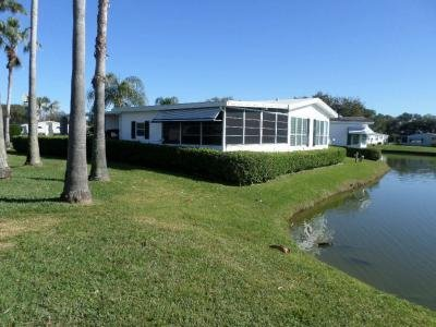 Mobile Home at 157 SOUTHHAMPTON BLVD Auburndale, FL