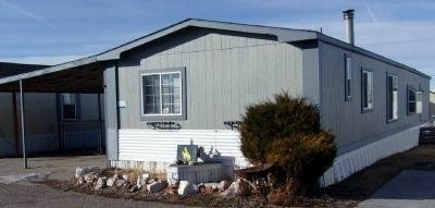 Mobile Home at 3400 S Greeley Hwy #195 Cheyenne, WY 82007
