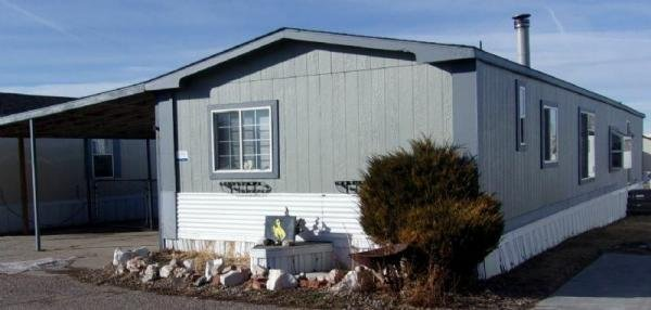Mobile Home at 3400 S Greeley Hwy #195, Cheyenne, WY