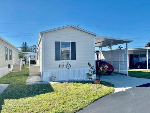 Mobile Home at 1404 SW 33rd Street, Hollywood, FL